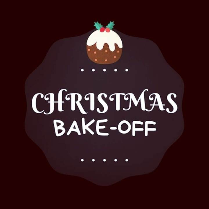 Christmas BAKE OFF